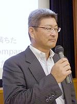 小西 孝久 氏(※部署・役職はインタビュー当時のものです)