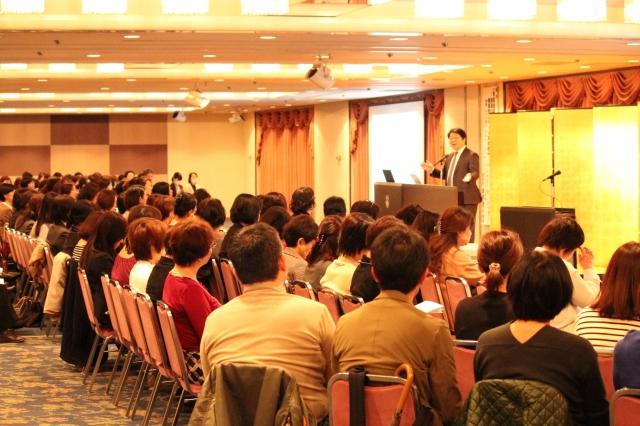 大阪府看護学校協議会様、ならびに看護部長会様合同研修会にて登壇