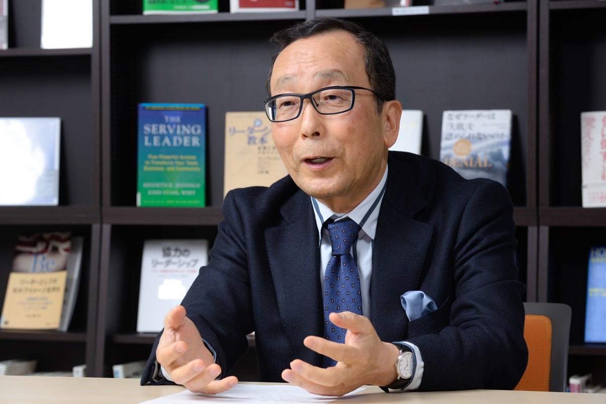 『優れたリーダーはみな小心者である。』著者・荒川詔四氏(ブリヂストン元CEO)インタビュー