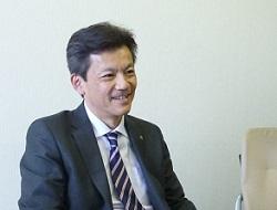矢崎 斉 氏 (※部署・役職はインタビュー当時のものです)